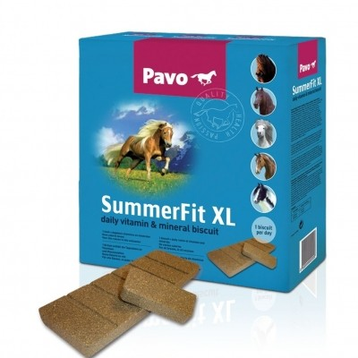 Foto van Pavo Summerfit XL 108 stuks