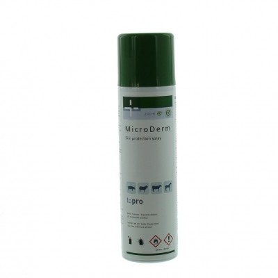 Foto van Topro Microderm spray 250ml