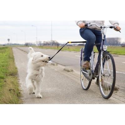 Foto van Sportino honden fietsbeugel - fiets afstandhouder