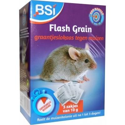 Flash Grain muizengif 5x10gr