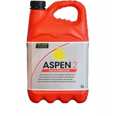 Foto van Aspen 2-takt benzine 5ltr