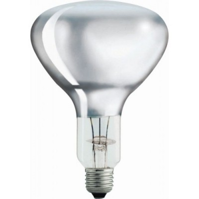 Foto van Warmtelamp / infrarood lamp Philips 150Watt wit