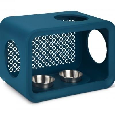 Foto van Beeztees Cat Cube Dinner Persian Petrol 49