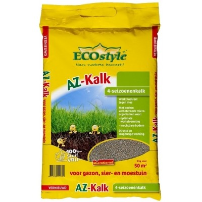 Foto van AZ-kalk Ecostyle 5kg