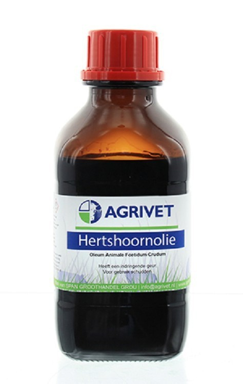 Hertshoornolie 900ml