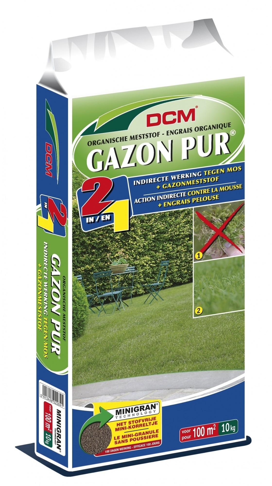 DCM Gazon-Pur 10kg
