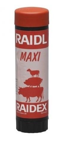 Veemerkstift rood Raidex