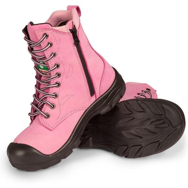 Werkschoenen Dames Roze.Werkschoenen Voor Dames Online Kopen Lady Line Roze