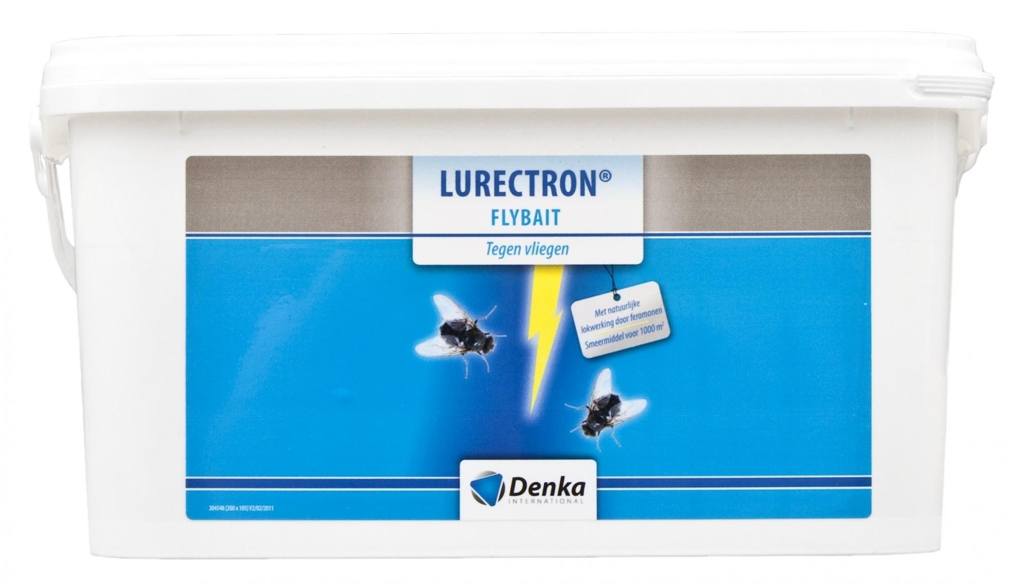 Lurectron Fly-bait tegen vliegen 2kg