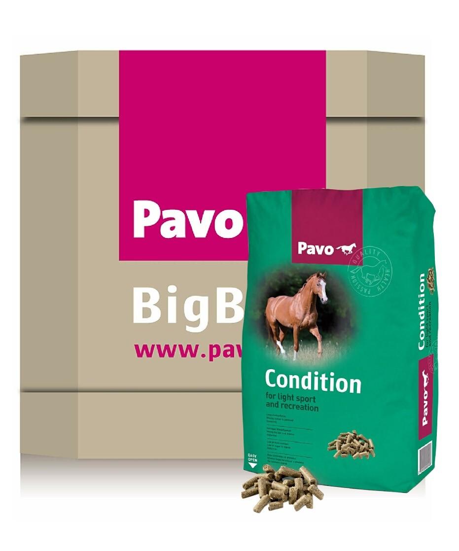 Pavo Condition Big Box 725kg