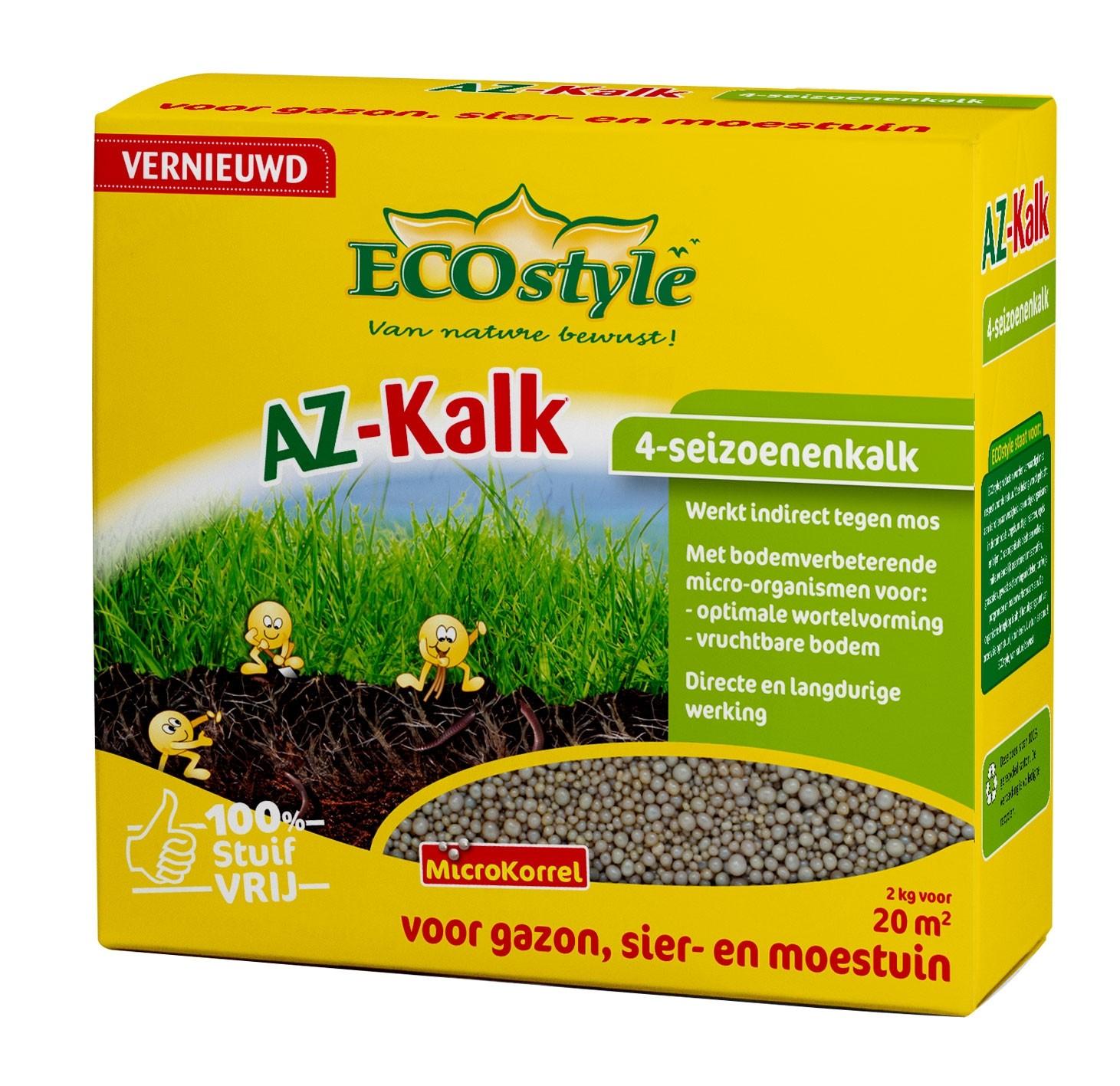 AZ-kalk Ecostyle 2kg