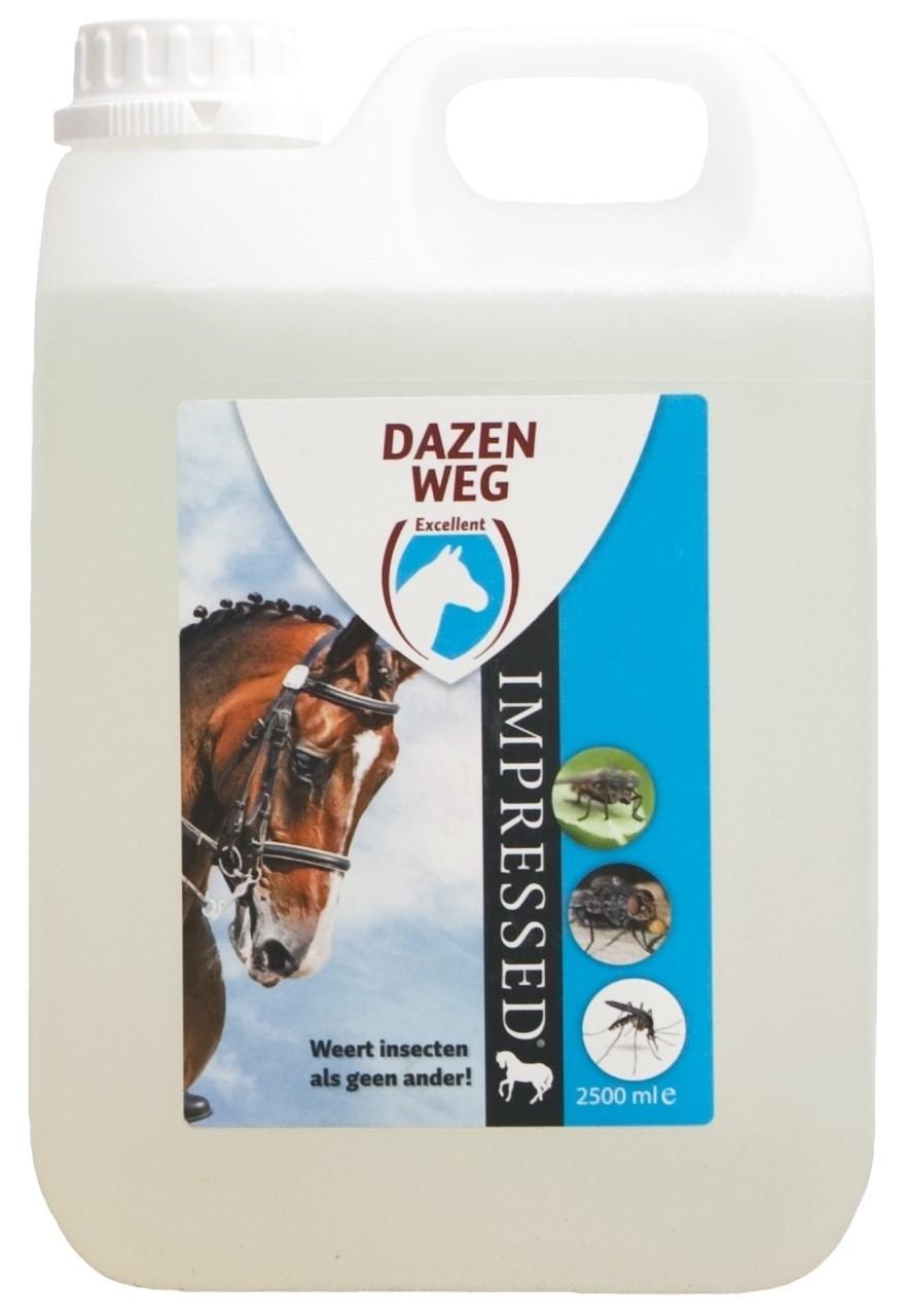 Dazen weg insectenspray 2.5ltr (navulverpakking)