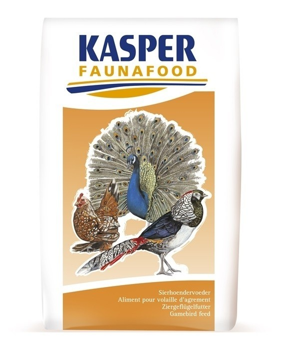 Gallus 1 opfokmeel (0-8 wk) Kasper Faunafood 20kg