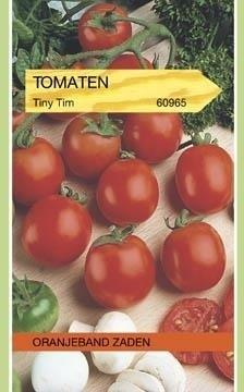 Tomaten Tiny Tim Oranjeband