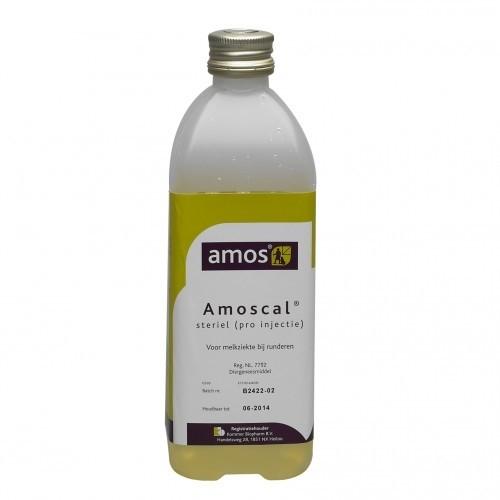 Amoscal melkziekte infuus 450ml