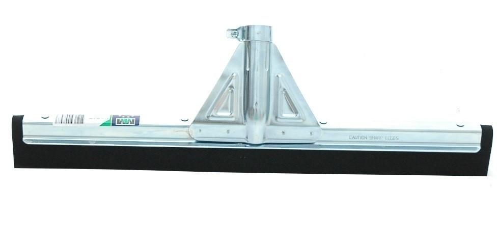 Vloertrekker metaal 45cm met versterkte stokhouder