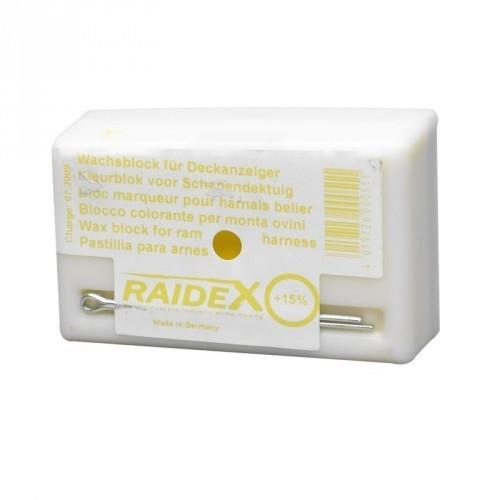 Schapen dekblok Raidex geel