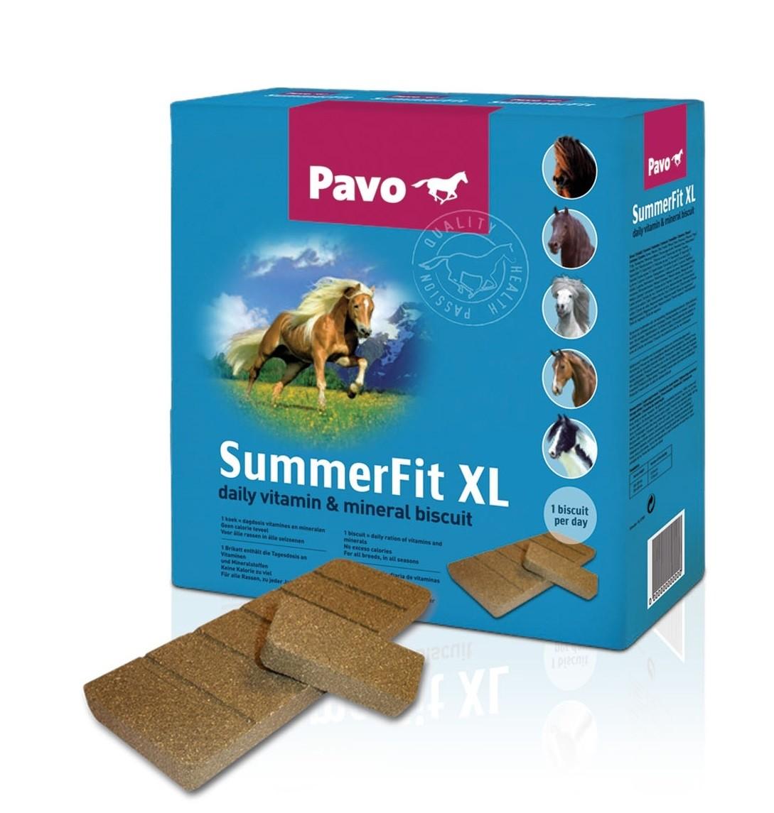 Pavo Summerfit XL 108 stuks