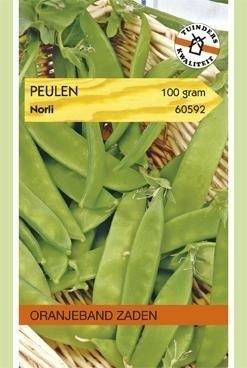 Peulen Norli 100 gram Oranjeband