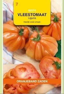 Vleestomaat Liguria Oranjeband