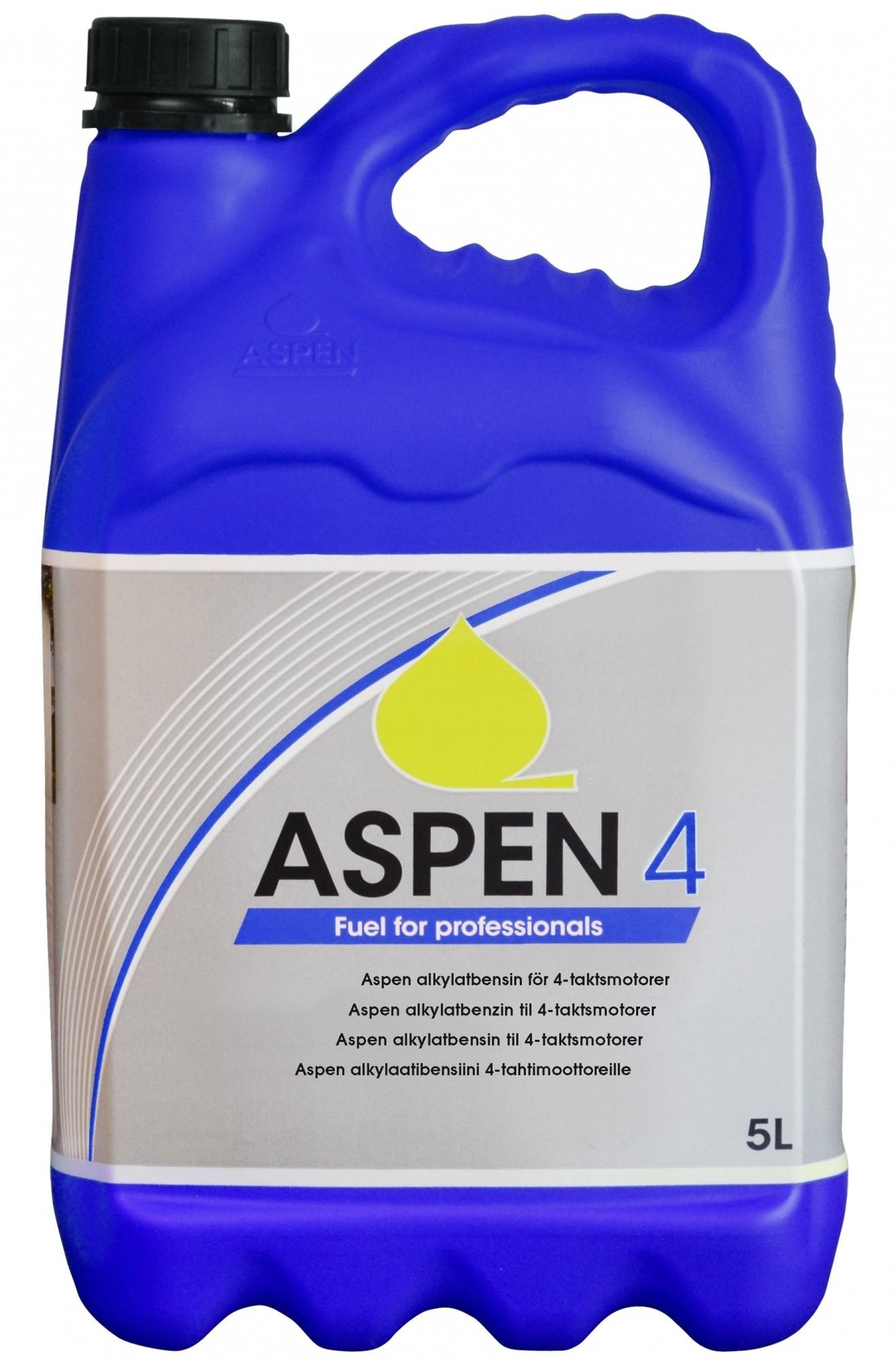 Aspen 4-takt benzine 5ltr