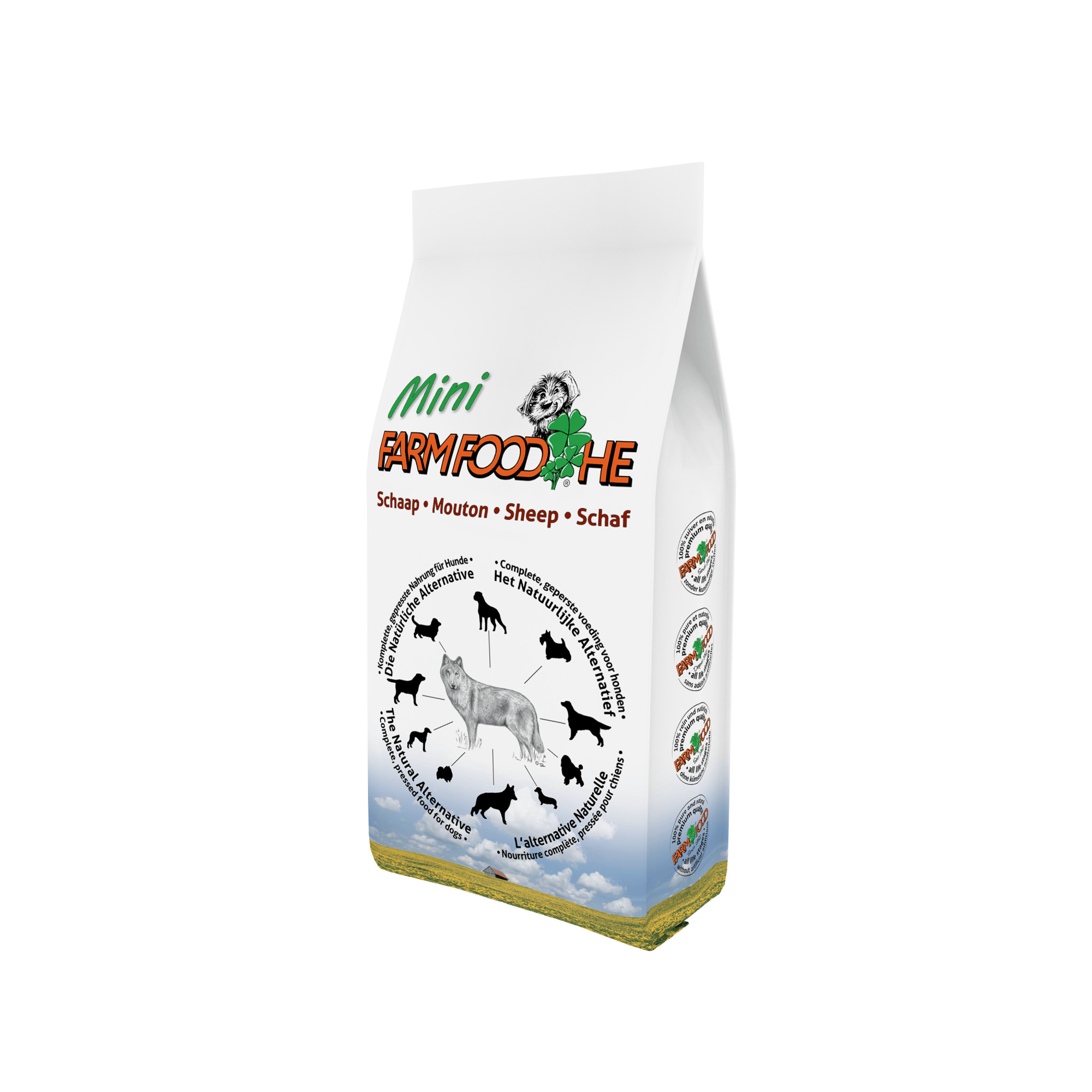 Farm Food HE Schaap Puppy / Mini 4kg