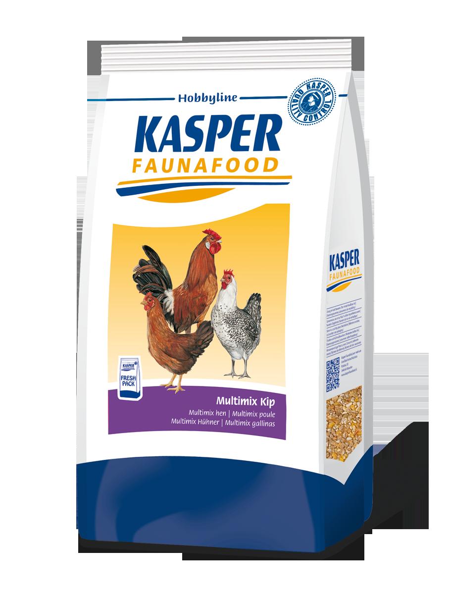 Multimix kip Kasper Faunafood 4kg