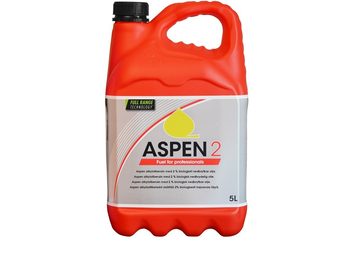 Aspen 2-takt benzine 5ltr