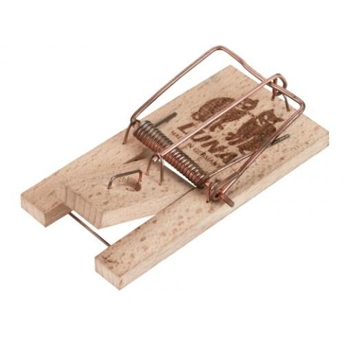 Luchs muizenval hout