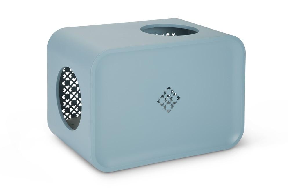 Beeztees Cat Cube Sleep Stone Blue 49