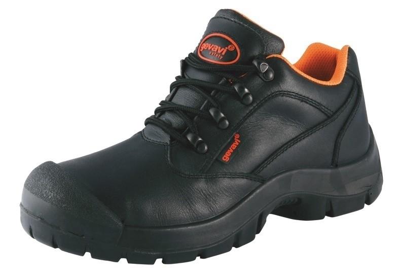 Werkschoen Gevavi laag GS41 S3 zwart