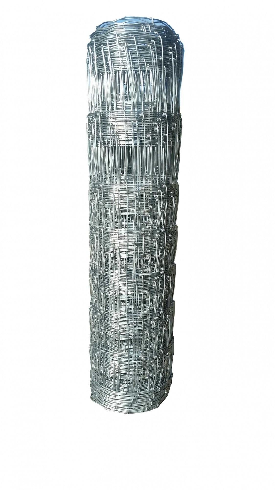 Schapengaas 80cm hoog x 8 draads 50mtr
