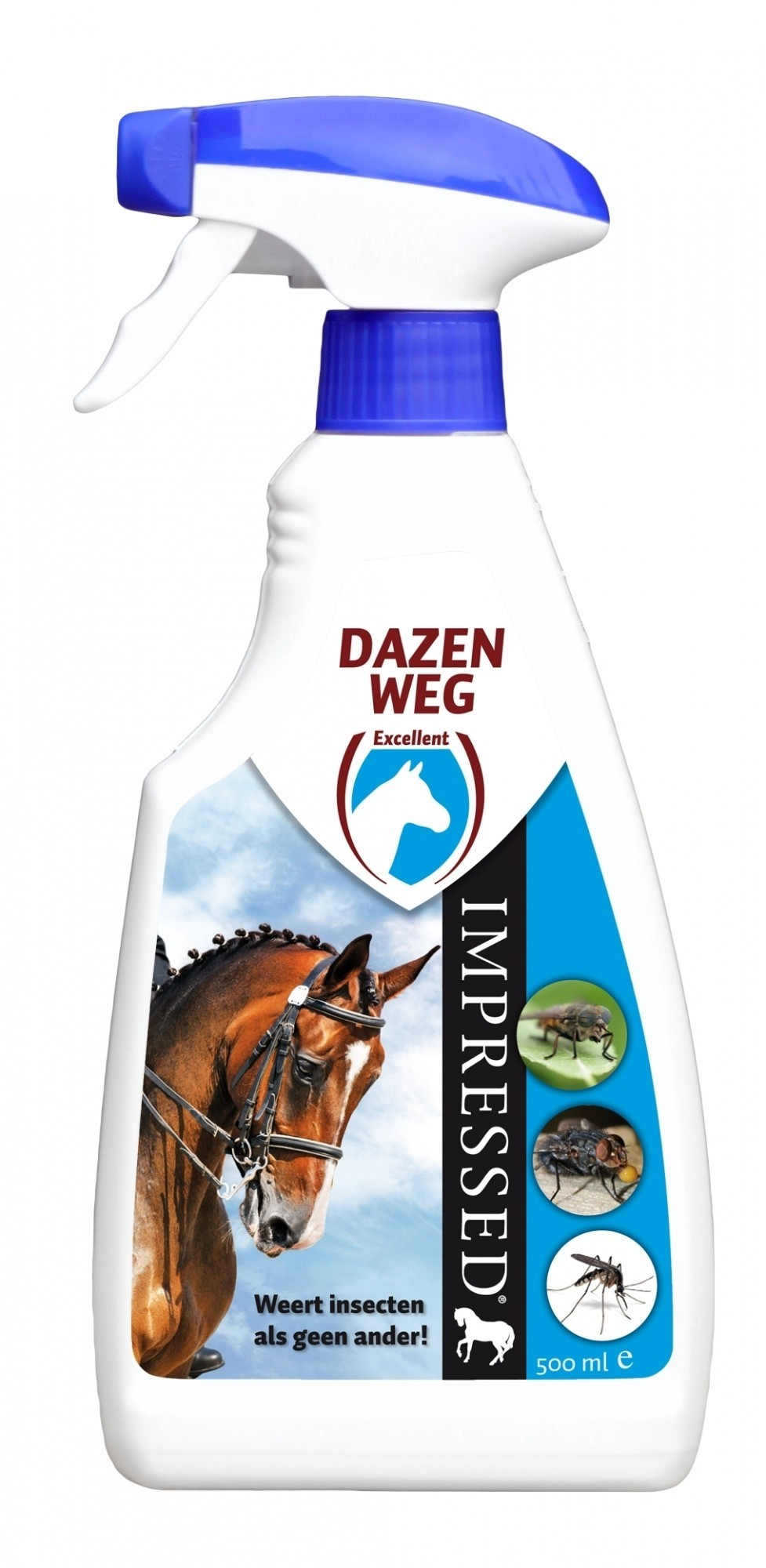 Dazen weg (insectenspray) 500ml
