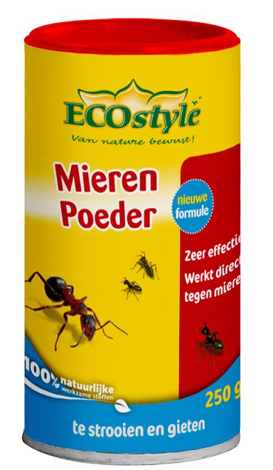 Mierenpoeder Ecostyle 250gr