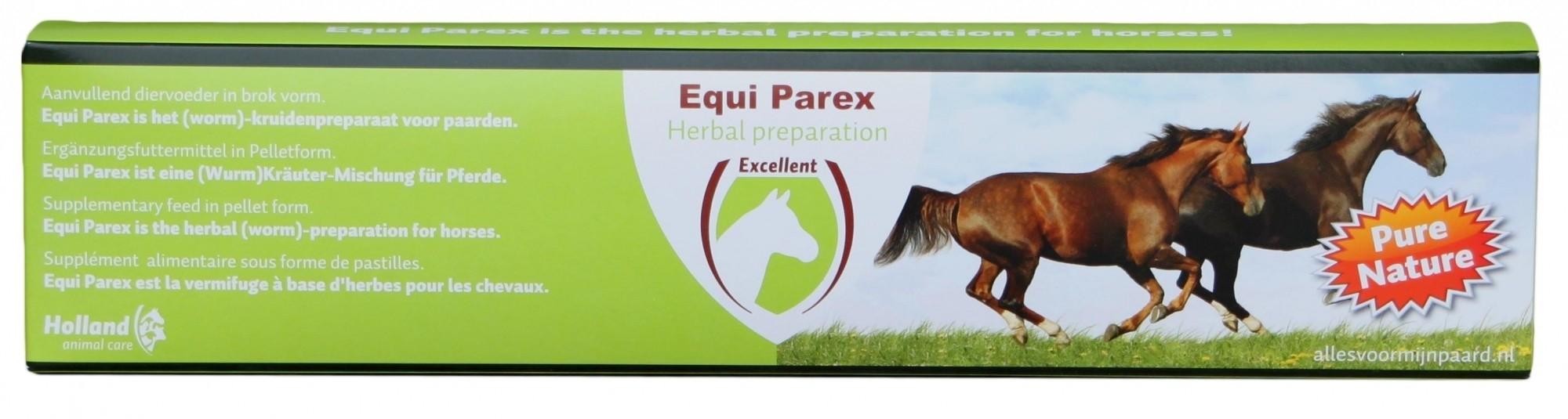Equi Parex Pellets 5 x 50 gram