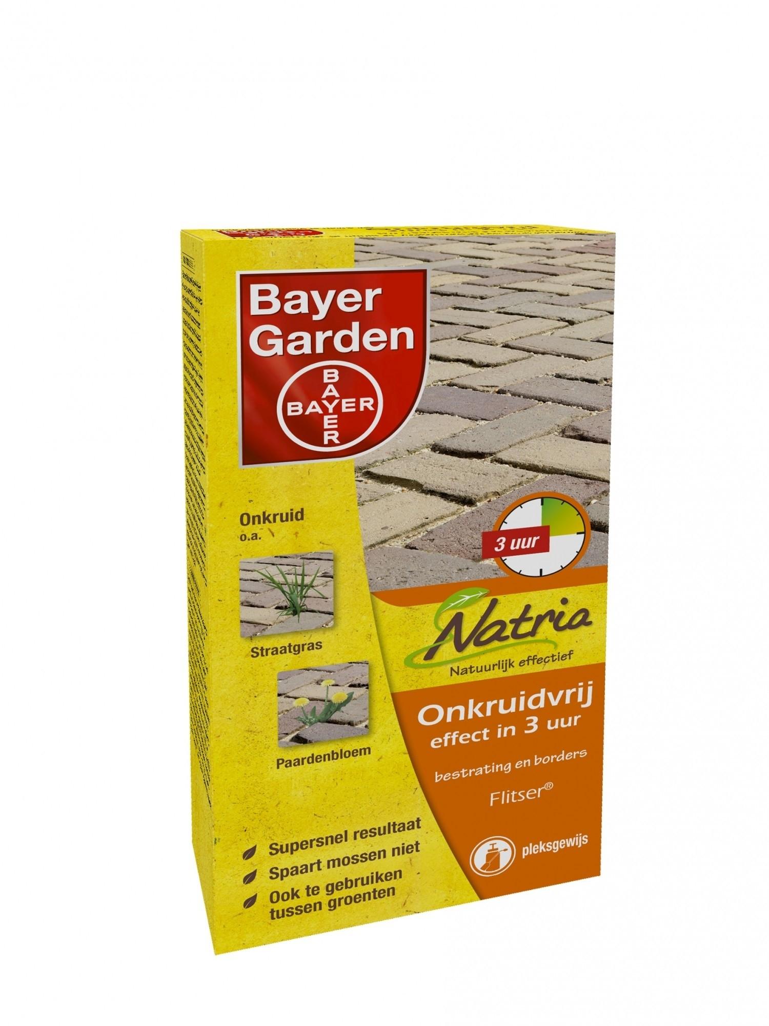 Flitser concentraat tegen onkruid 510ml