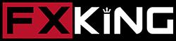logo van FX King's shop