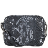 Afbeelding van Cowboysbag x Bobbie Bodt, 3057 Bag Bobbie Snake Black and White