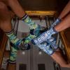 Afbeelding van Sock My Feet van Gogh