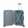 Afbeelding van Travelite Nubis 4 Wiel Trolley M Exp. 076148 Licht Blauw