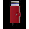 Afbeelding van Secrid Miniwallet Crisple Red