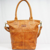 Afbeelding van Bizzoo Dames Shopper 9.0021 Cognac
