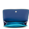 Afbeelding van Mywalit Double Flap Purse/Wallet Black Pace