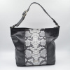 Afbeelding van Claudio Ferrici Pelle Vecchia Shoulderbag Ltd Edition 22022 Black