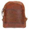 Afbeelding van Leather Design Rugzak DO20-1790 Tobacco