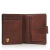 Afbeelding van Castelijn & Beerens, Giftbox 80 0856 Mini Wallet Cognac