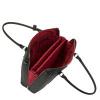 Afbeelding van Socha Business Bowl Bag Red Stripe 15,6