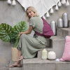 Afbeelding van Healthy Back Bag 6303 Textured Nylon Fig S