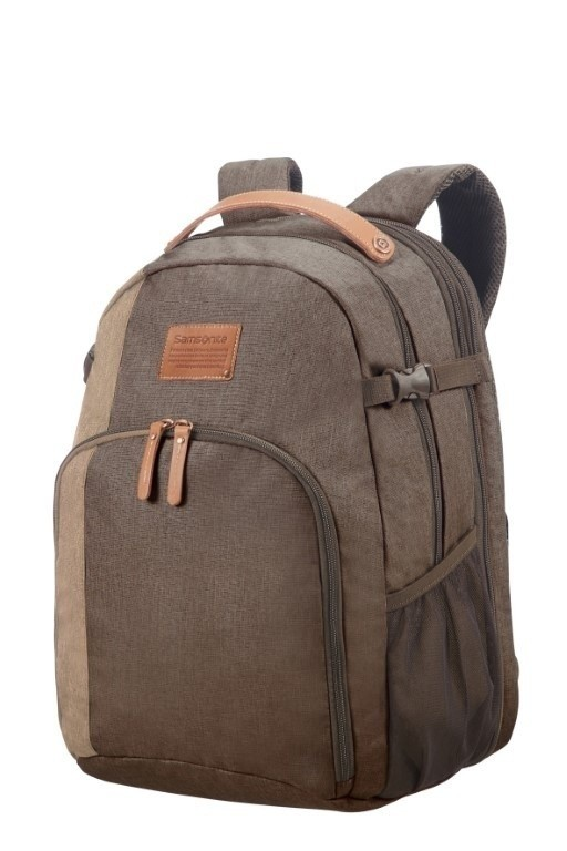 Samsonite Rewind Natural Laptop Backpack L exp Rock