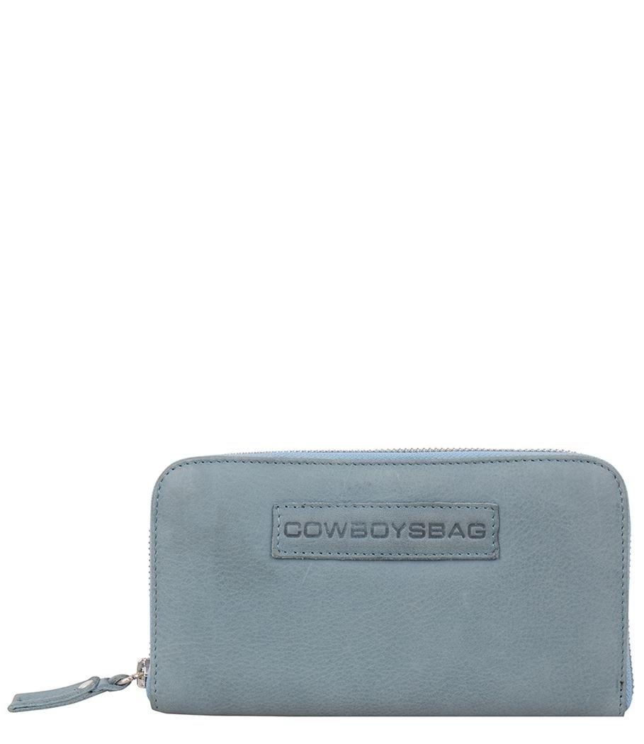 Cowboysbag Wallet Paterson 1989 Nordic Blue